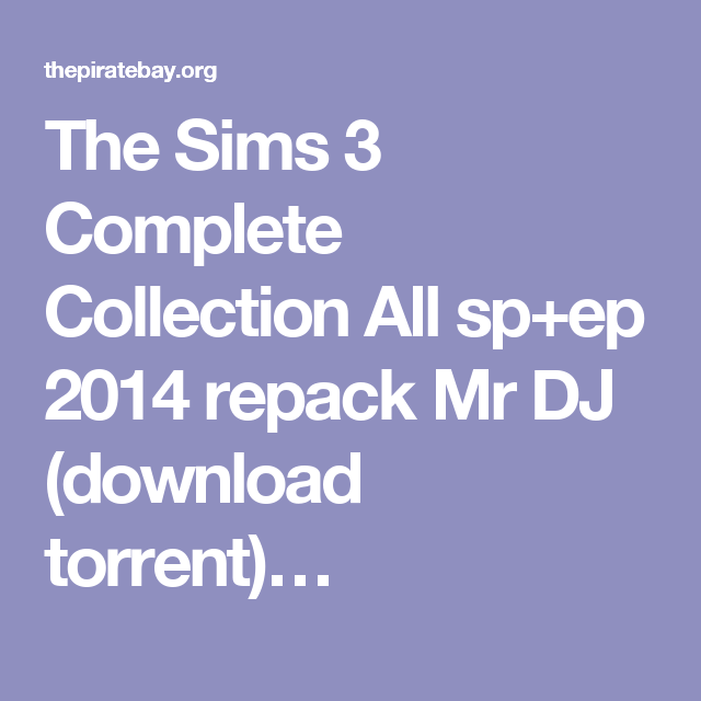 dj collection torrent