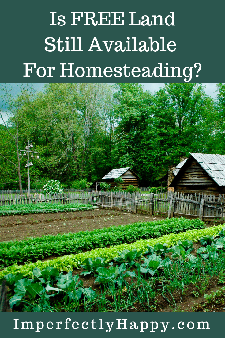 Where Free Land Can Be Found In The 21st Century Homesteading