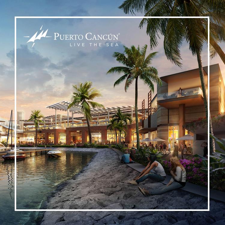 Con un diseño de clase mundial al aire libre, Marina Town Center ofrecerá diversas opciones en gastronomía, entretenimiento y compras con espectaculares vistas al Mar Caribe.  ➡ Locales disponibles ¡Solicita informes!