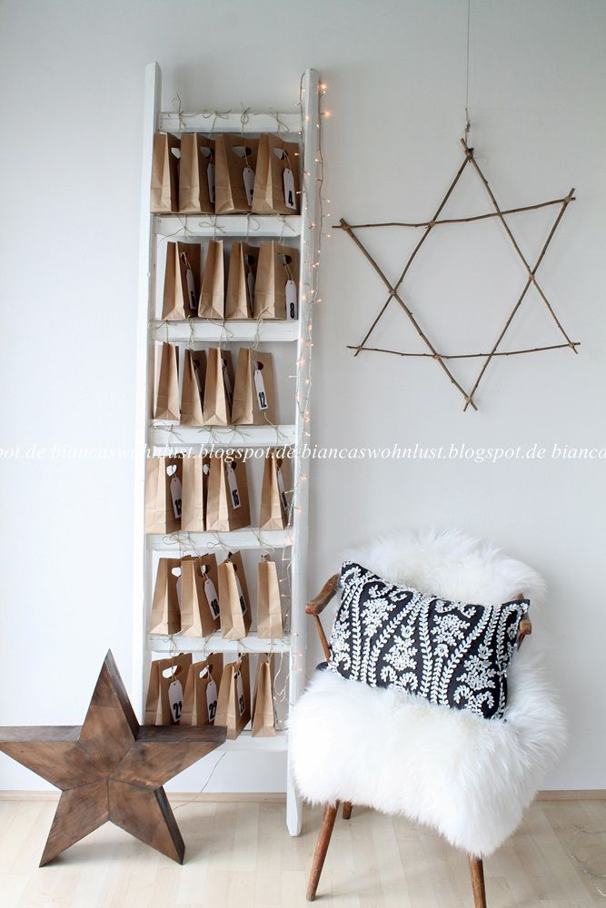 Photo of The 7 most beautiful DIY advent calendars from the German blogger world