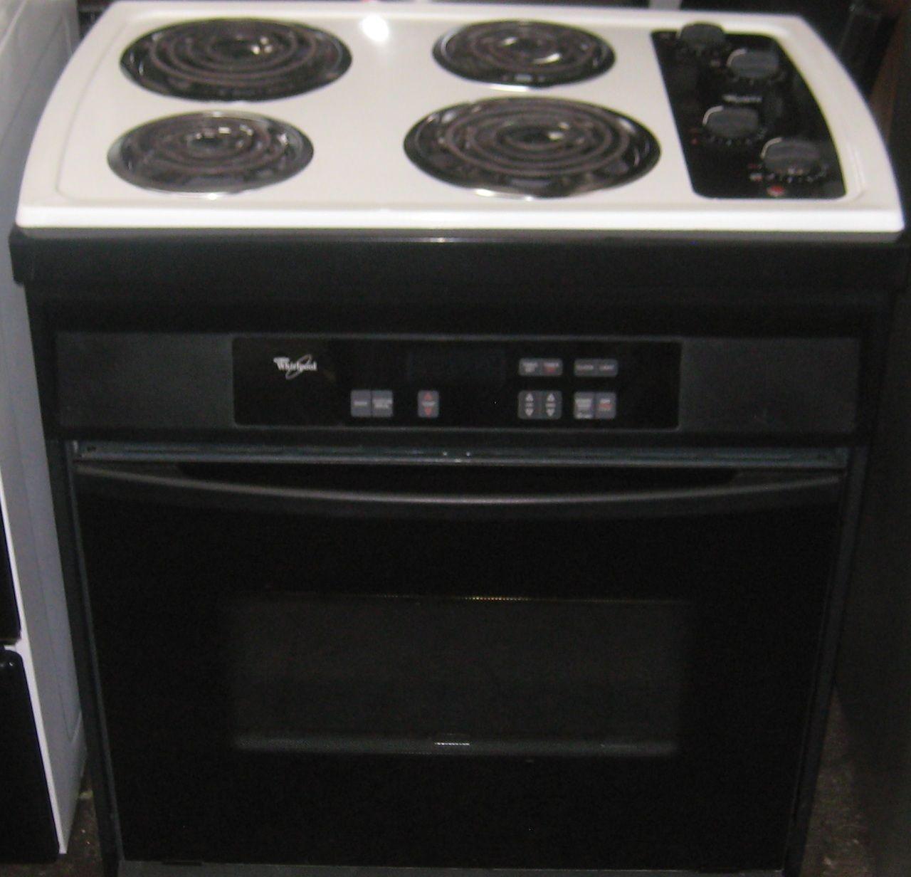 Appliance City WHIRLPOOL 30 INCH DROP IN ELECTRIC RANGE