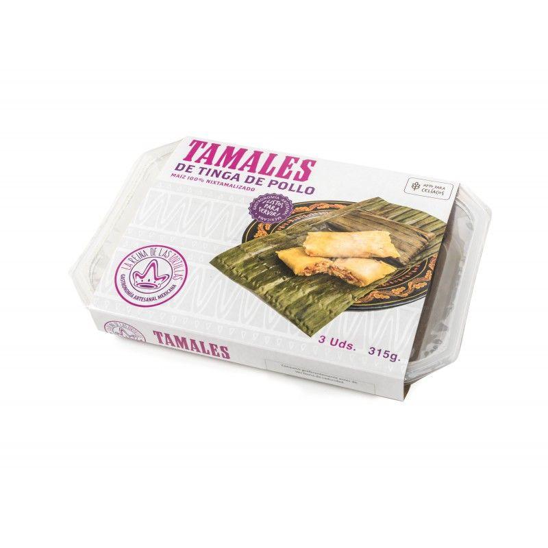 Desde La Cocina De La Reina De Las Tortillas Tamales Con