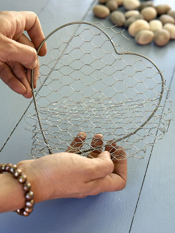 Bricolage  fabriquer un cœur de pierres Ma-Maison enviedeplus - bricolage a la maison