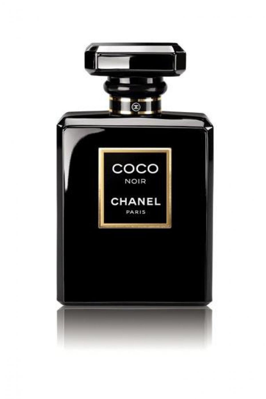 Coco Noir De Chanel Le Nouveau Parfum Flacon Noir Au Double C
