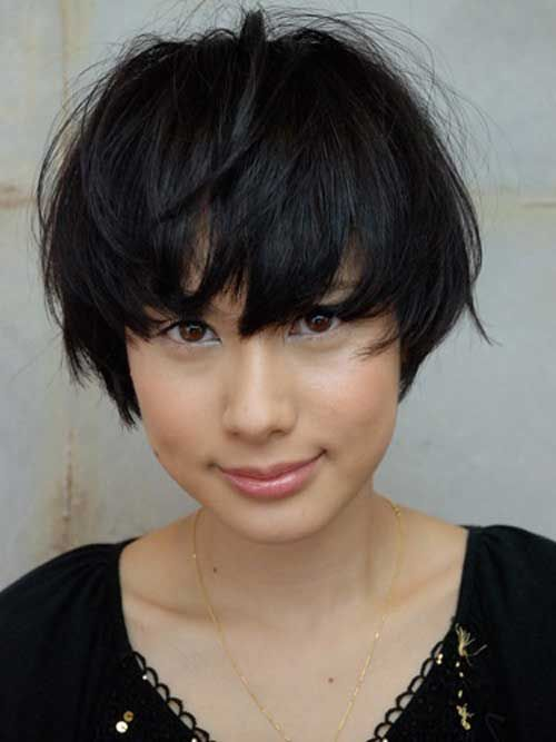 20 great short styles for straight hair my style cabello