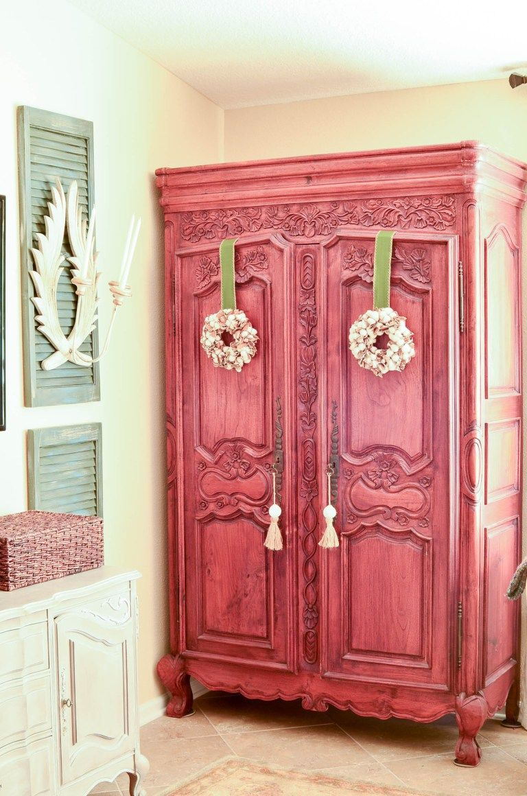 My Can't Live Without Piece of Furniture: French Armoire ...