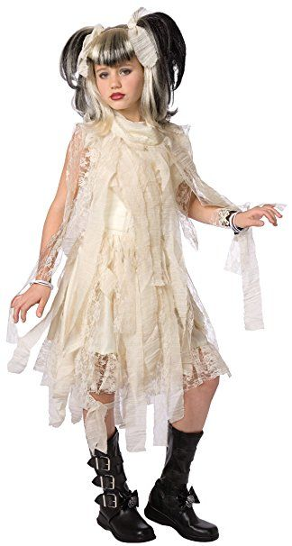 Gotic Mumien Kostum Fur Madchen Halloween Kostume Kinder Madchen Kostume Kinder Kostum