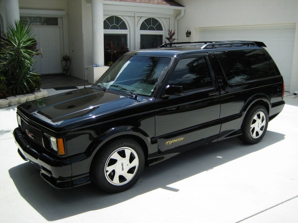Gmc Typhoon Gmc Chevrolet Muscle Cars