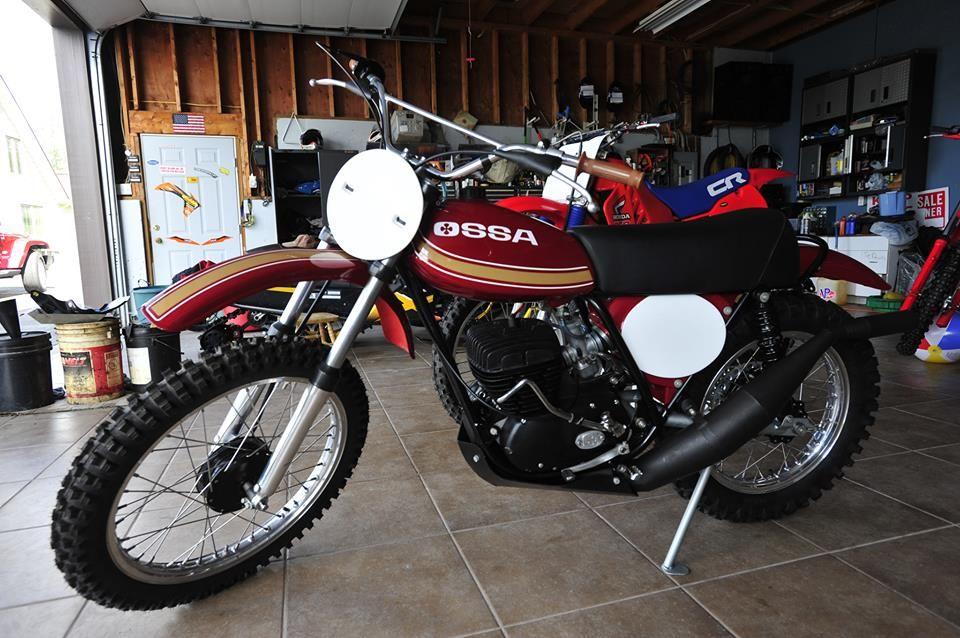 1974- Ossa Phantom 250