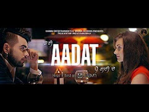 Aadat Ninja Latest Punjabi Song 2015 Full HD Malwa Record | NEW PINS