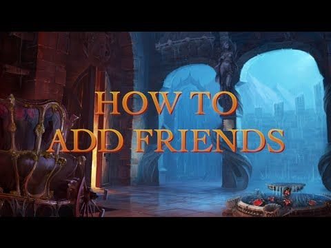 How To Add Friends In Midnight Castle Castle Midnight