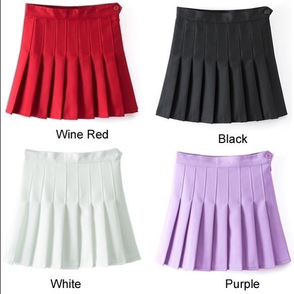 9ff5598f97856 AMERICAN APPAREL STYLE TENNIS SKIRT PLEATED DUPE Buy from aila ...
