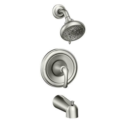 Moen Tiffin One Handle Tub Shower Faucet At Menards Moen Reg