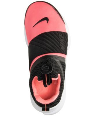 54cdb9ae1a0 Nike Little Girls  Presto Extreme Running Sneakers from Finish Line - Black  13