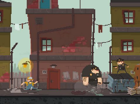 Indiegames Com The Weblog Screenshots Of The Other Brothers Pixel Art Games Pixel Art Pixel Art Tutorial