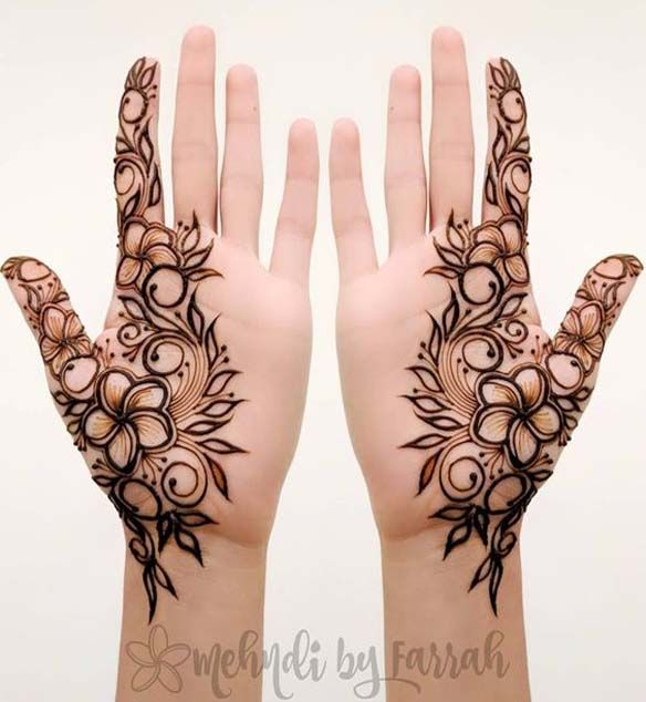 Pin By Radha Bm On Mehndi Mehndi Designs For Fingers Modern