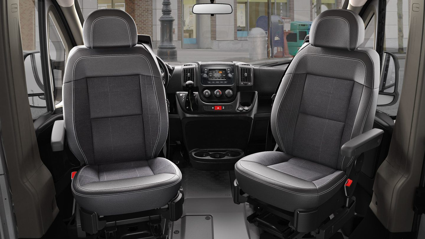Vanlife How do I add seats to a full size cargo van