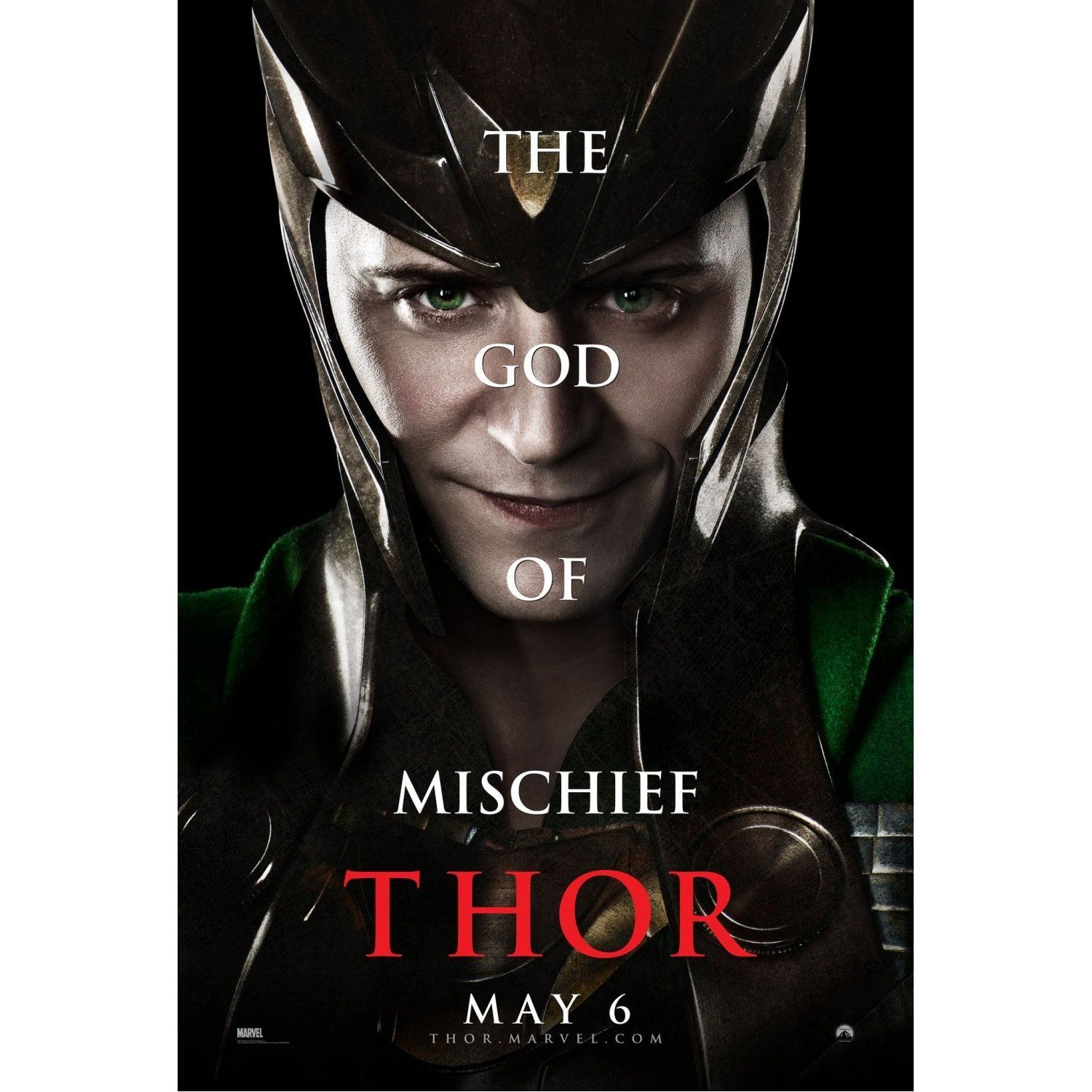 thor movie- tom huddleston as Loki is great, but he's been great in other stuff. he should be a big name one day.