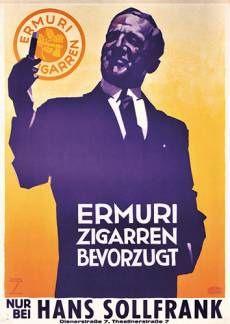 Ermuri Zigarren 1935   Flickr - Photo Sharing!