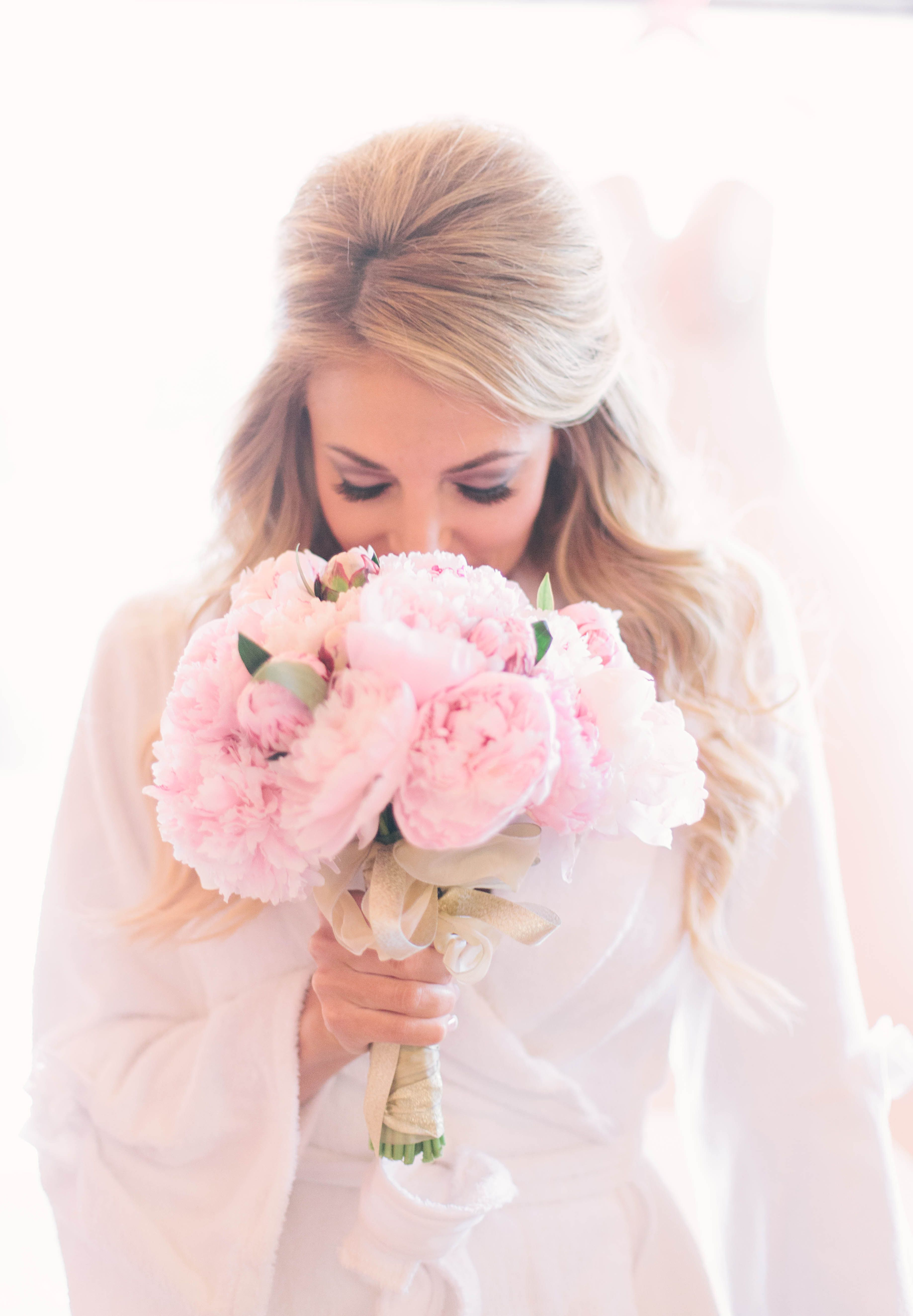 Classic Indoor Wedding with a Dash of Glam | Indoor wedding ...