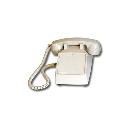 No Dial Desk Phone   Ash