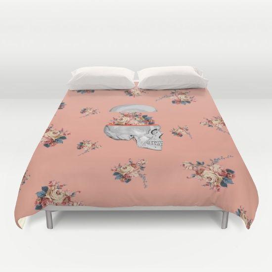 Cut & Paste #9 #interior #home #decor #decoration #decoracion #casa #bedroom # habitacion #design #diseño #bed #cama #duvet #edredon #cover #sleep #society6 @society6