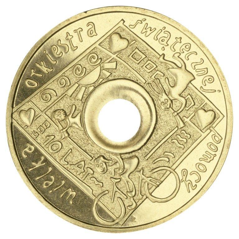 2 Zloty Piece De Monnaie Monnaie
