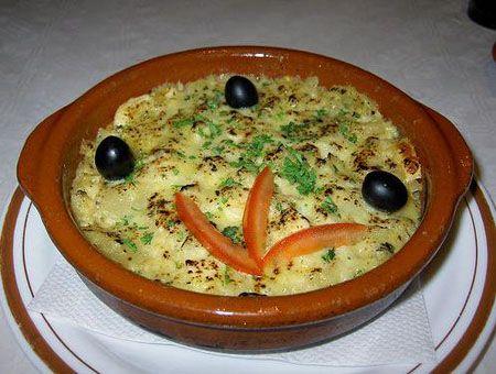 comida portuguesa - Portuguese recipe