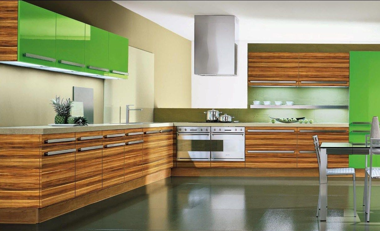 Modern kitchen cabinet manufacturers
