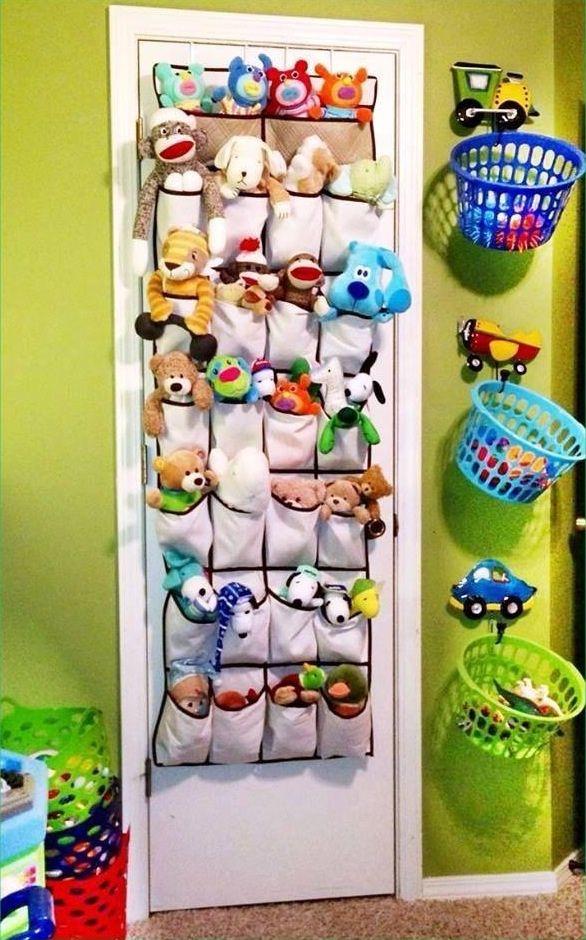 Las 25 mejores ideas sobre organizador de juguetes en - Ideas para organizar juguetes ninos ...