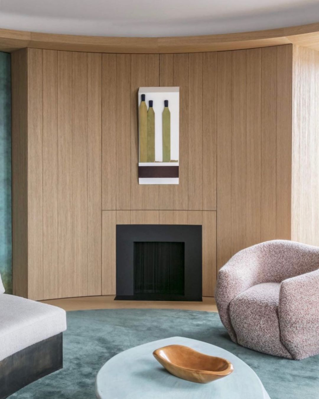 Top Interior Designers Of 2020 Pierre Yovanovitch Fireplace Design Wood Interior Design