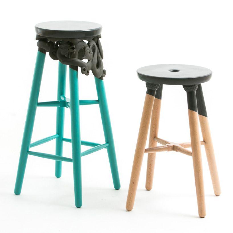 bamboo furniture by taiwanese studio scope design - designboom | architecture & design magazine