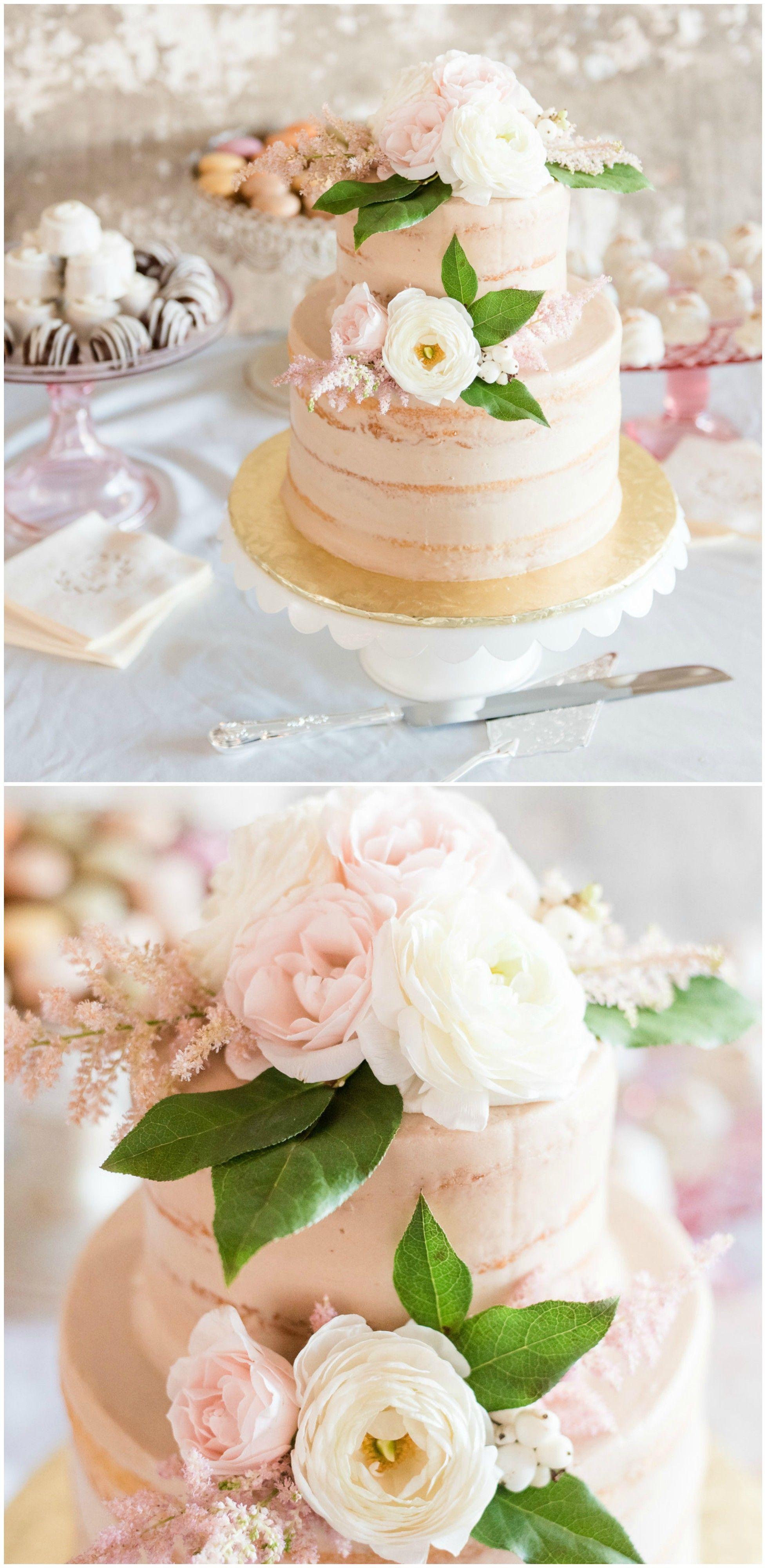 The Smarter Way To Wed Wedding Cake Pink Romantic Wedding Cakes