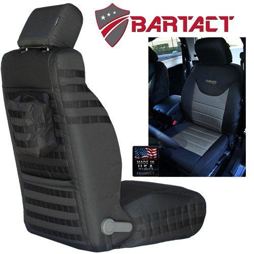 Bartact Mil Spec 2013 2018 Jeep Wrangler Jk Waterproof Seat Covers