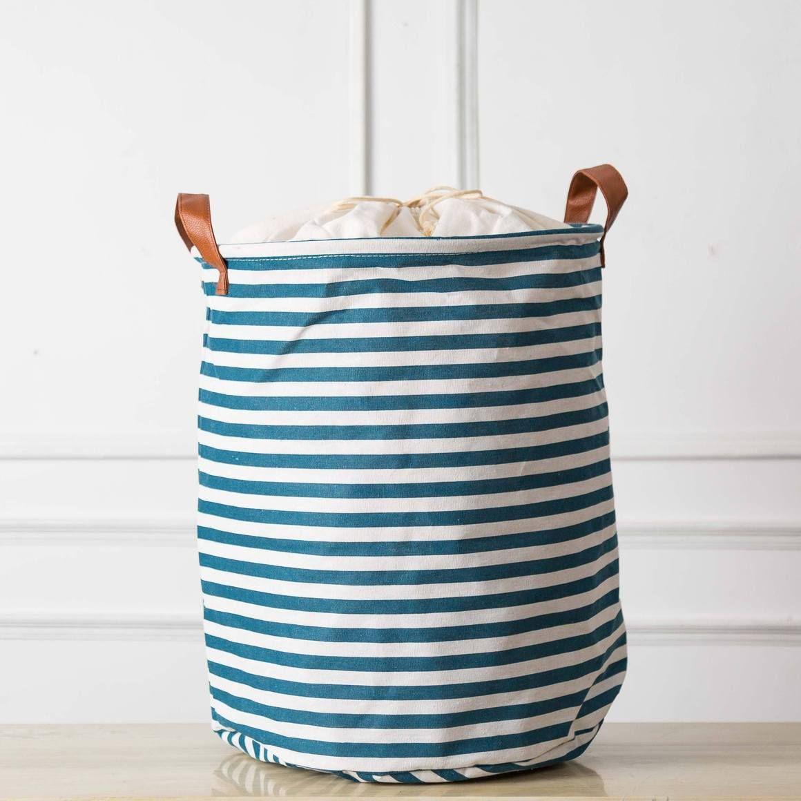Striped Laundry Bag Laundry Bags Laundry Box