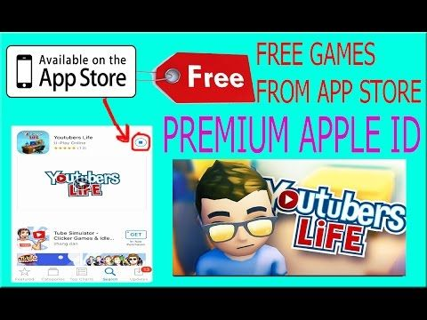 cool Get Youtubers Life FREE from App Store!! No Jailbreak