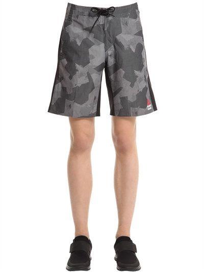 shorts reebok noir