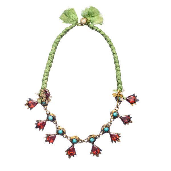 JJ Caprices - Ottoman Inspired Necklace by Hüseyin Sağtan