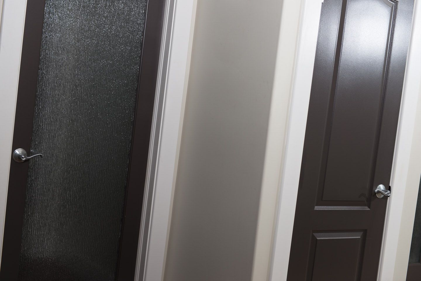 Distinctive Interiors Painting Your Doors Black Gives A