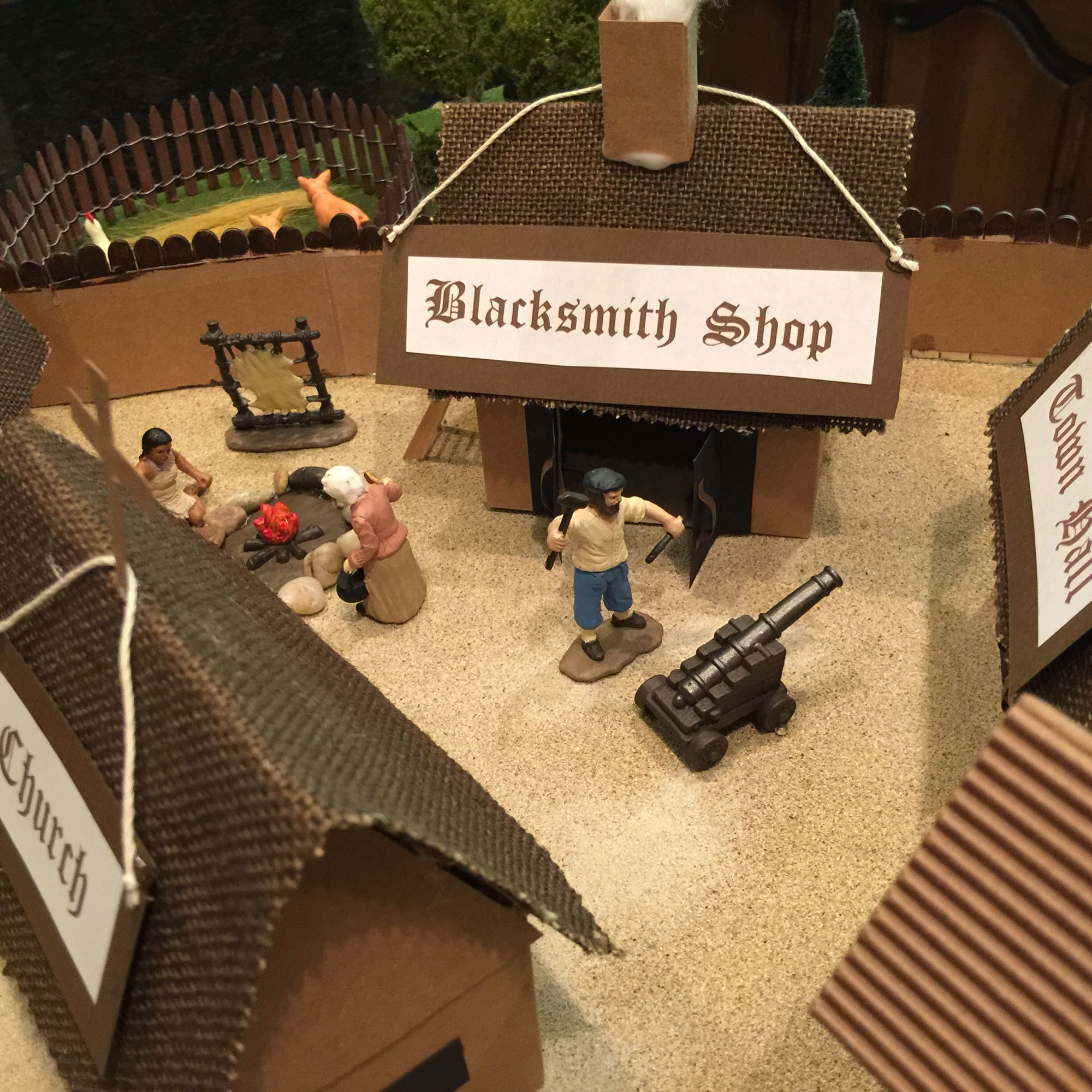 Jamestown Colony Project