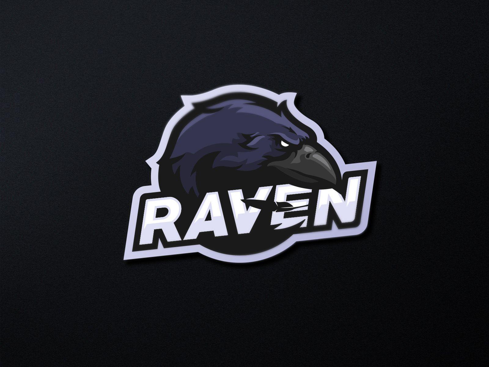 Raven Mascot Logo Logos Deportivos Logotipos Y Logotypes