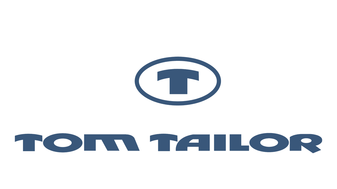 Tom Tailor Tailor Logo Logo Evolution Tom Tailor