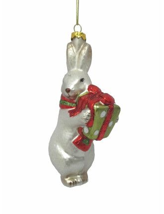 PETER COTTONTAIL~RABBIT ORNAMENT cosas de conejo Pinterest