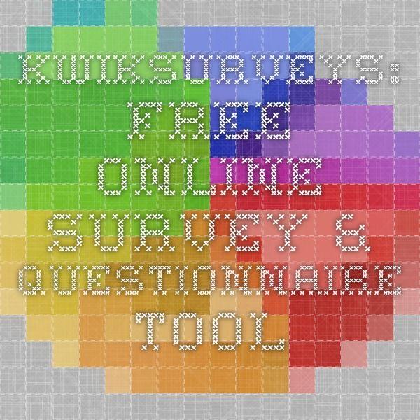 KwikSurveys Free online survey  questionnaire tool Online