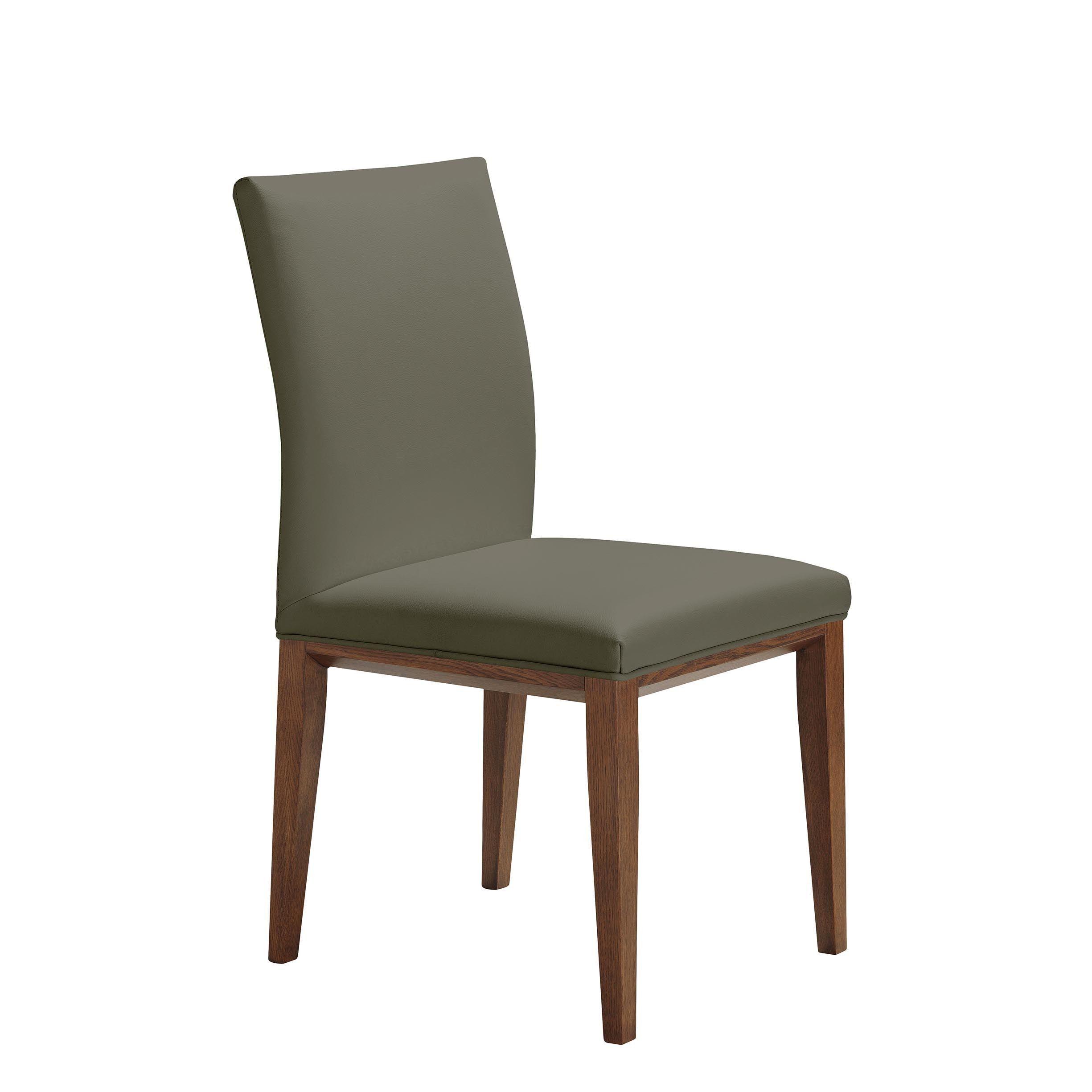 Aurelle home paris grey leather modern dining chair set of 2 grey leather dining chair set of 2