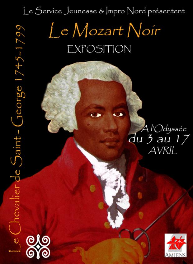 Le Mozart Noir Exposition Le Chevalier De Saint George Le Blog