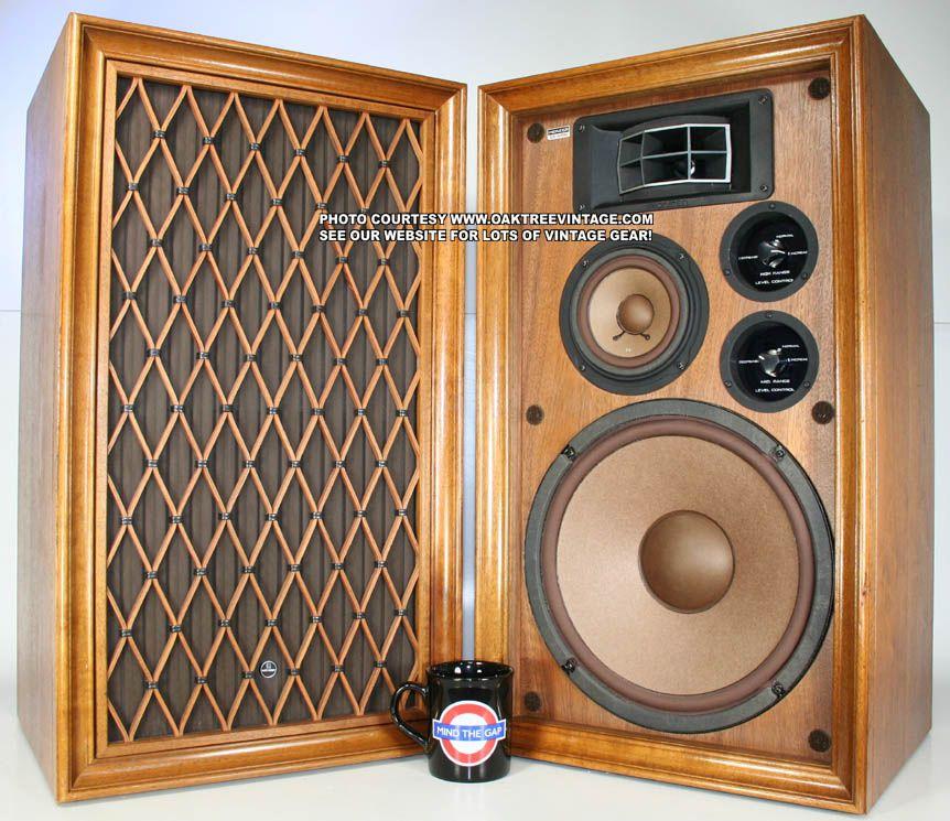Vintage Pioneer Stereo Speakers Cs A700 12 3 Way Full Range Or