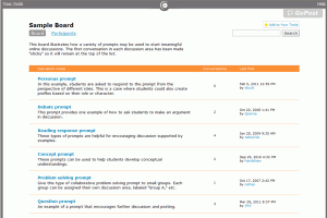 Using a forum for class discussion   Digital Photography