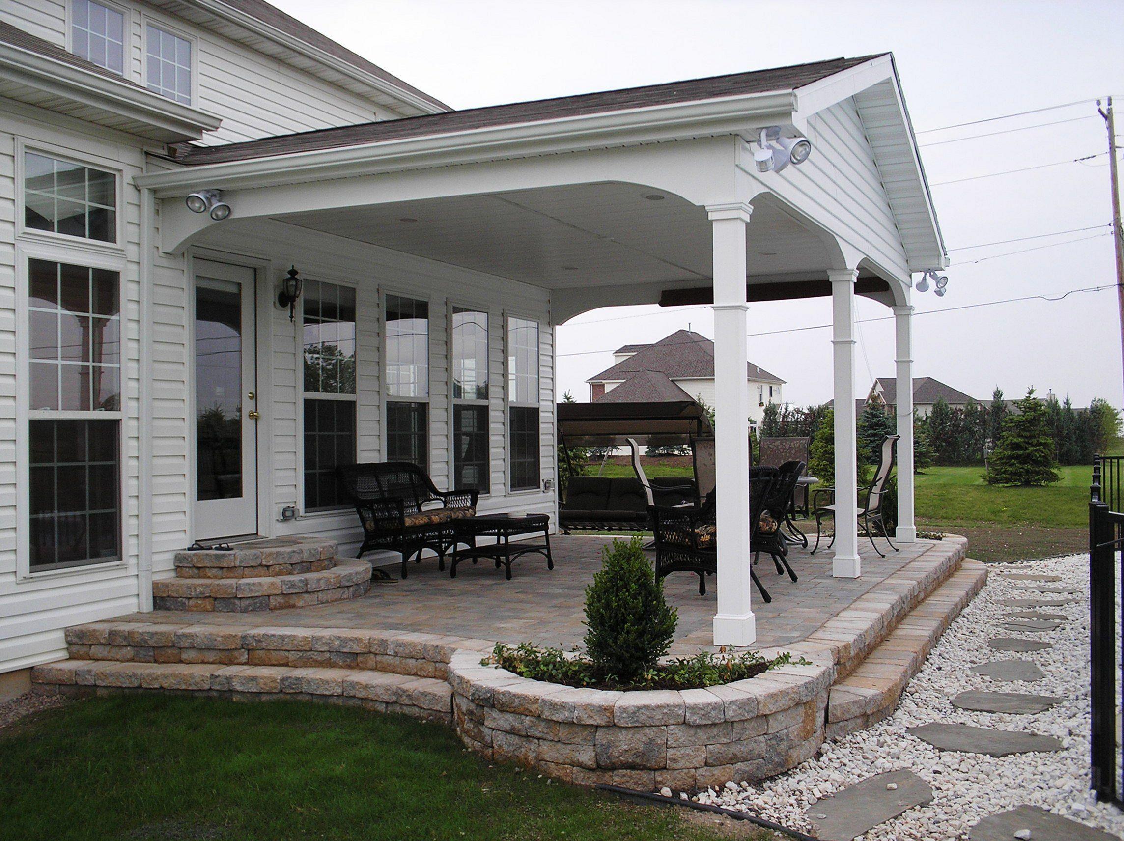 Majestic 30 Simple Back Porch Design For Beautiful Home Back Views Https Decoredo Com 12761 30 Simple Back Backyard Porch Back Porch Designs Patio Addition