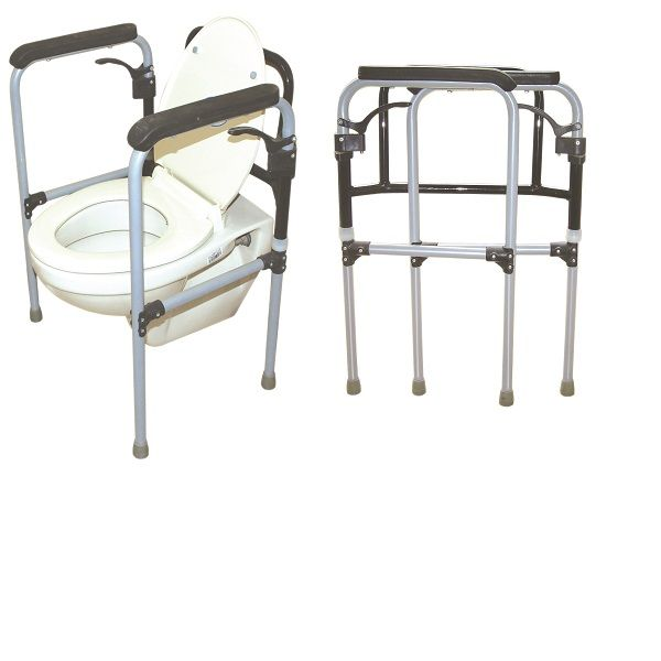 Toilet Safety Rail For Patients And Elderly In India By Vissco Rehabilitation Online